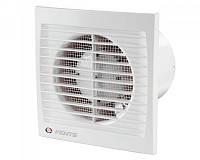 Осевой вытяжной вентилятор Вентс 100 Силента-СТЛ (на подшипниках, таймер)