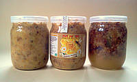 Забрус - Мед забрус - Забрус пчелиный липовый 0,5 литра, фото 1