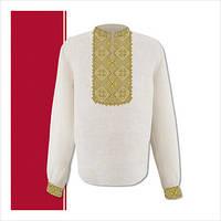 Заготовка мужской сорочки-вышиванки (размер 44-56)