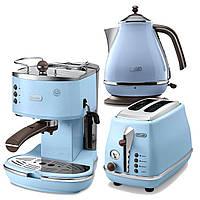 Комплект для завтраков De`longhi Icona Vintage ECOV311.AZ