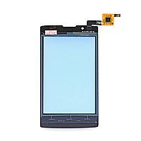 Сенсорное стекло для FLY FS401 Stratus 1 черное