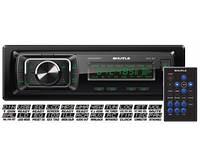 Автомагнітола Shuttle SUD-367 USB/SD 1 Din Black/Green