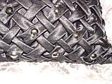 Подушка  ручная робота, черные, фото 4