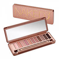 Палетка теней Urban Decay Nacked 3