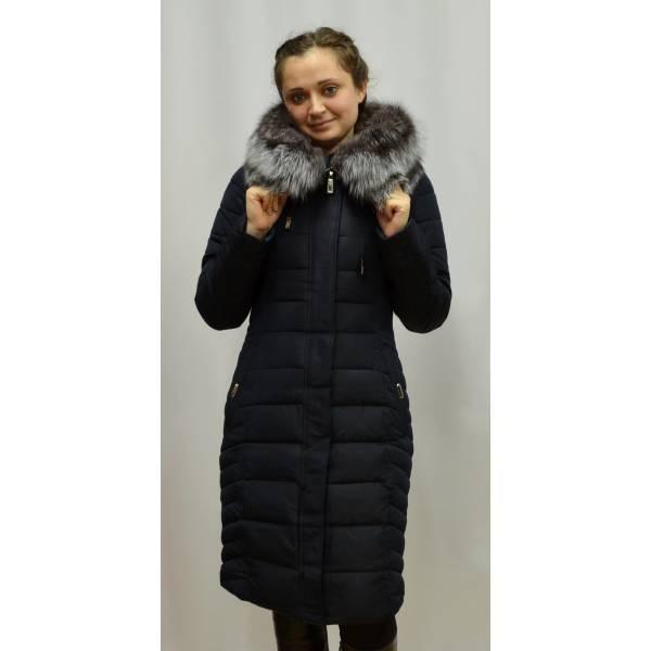 d146d637daf пальто женское на холлофайбере Qarlevar 16 608 1 Ks скидка цена 2