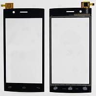 Сенсорный экран для FLY FS451 Nimbus 1 черный