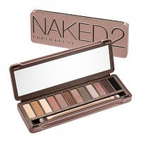 Палетка теней Urban Decay Nacked 2