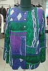 Жакет теплый вязаный женский  ЖК 014 р 50-56, фото 4