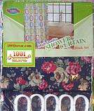 Шторка тканинна для ванної кімнати Shower curtain, з малюнком. Розмір 180х180 див., фото 4