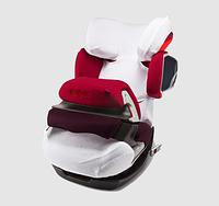 Летний чехол для детского автокресла Pallas/Solution от 2 до 12 лет ТМ CYBEX Белый 511407013
