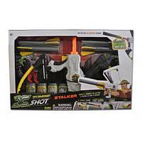 Лук Сталкер Зомби (6 банок, 4 ракеты) Серия X-Shot 01165