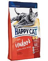 HAPPY CAT Fit & Well Indoor Adult 10 kg