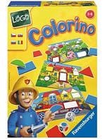 """Настольная игра """"Лoгo Кoлoринo"""" для детей от 3 лет ТМ Ravensburger 24369"""