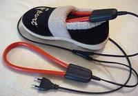 Электросушилка для обуви - Быстро высушить обувь и устранит неприятный запах.