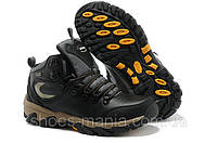 Зимние мужские ботинки The North Face black