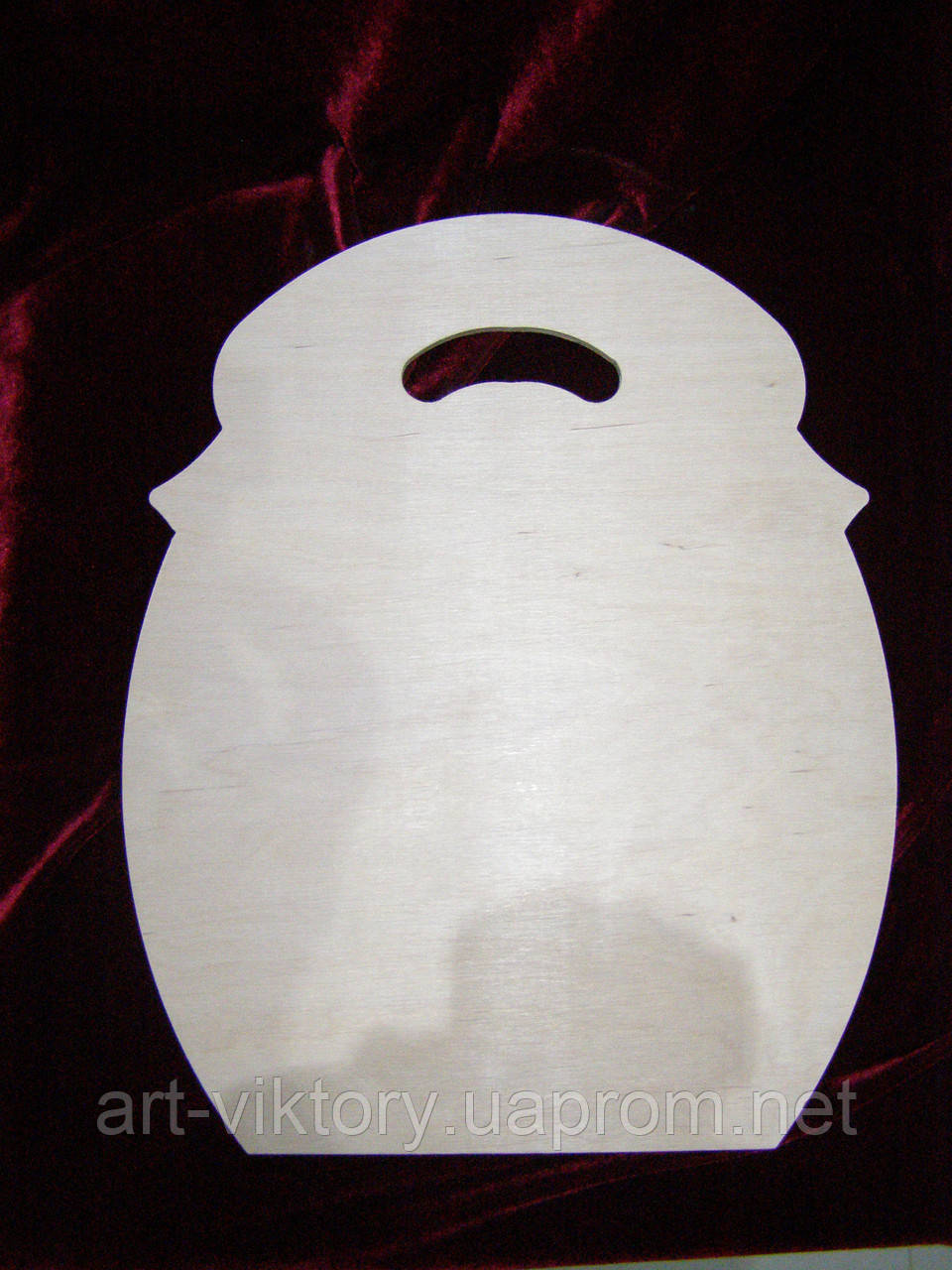 Досточка бочоночек (35 х 28 см)