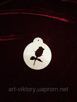Шар подвес с розой, фото 2