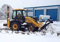 Чистка снега, уборка снега, погрузка снега, вывоз снега, услуги по уборке территории.