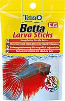 Корм для рыбок Tetra Betta Larva для петушков  5 грамм