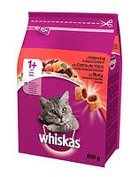 WHISKAS Adult говядина и морковка 1.4 kg