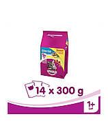 WHISKAS Sterile 0.3 kg x14