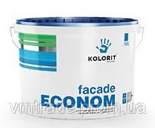 Колорит Фасад Эконом Facade Econom, 10л