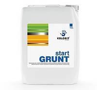 Kolorit Start Grunt концентрат 1:1, 10л