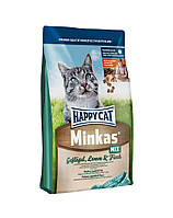 HAPPY CAT Minkas MIX курица 1,5kg