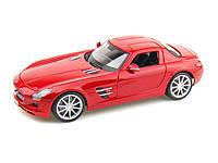 MAISTOАвтомодель (1:18) Mercedes-Benz SLS AMG красный металлик