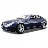 MAISTO Автомодель (1:18) Mercedes-Benz CLS-Class синий металлик, фото 1