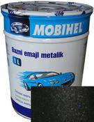 Автокраска (автоэмаль) Mobihel металлик 651Черный Трюфель.