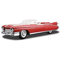 MAISTO Автомодель (1:18) Cadillac Eldorado Biarritz (1959) красный