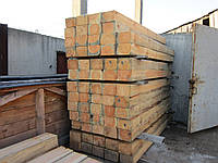 Шпалы деревянные пропитанные и непропитанные ГОСТ 78 — 89. 2) Брус переводной пропитанный
