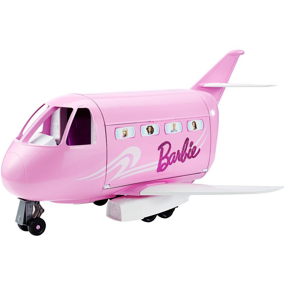 Літак Барбі / Barbie Doll Passport Glamour Vacation Jet Playsets