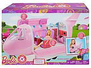 Літак Барбі / Barbie Doll Passport Glamour Vacation Jet Playsets, фото 5