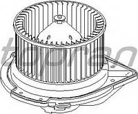 Моторчик печки VW T-4   БЕЗ  кондиционера