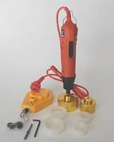 Ручная электрическая укупорочная машина