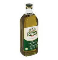 Масло оливковое Basso Extra Vergine 1000 мл, фото 1