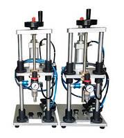 Полуавтомат пневматический для укупорки флаконов, бутылок