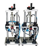Полуавтомат пневматический для укупорки флаконов, бутылок, фото 1