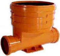 Колодец канализационный проходной Ø315 х 200