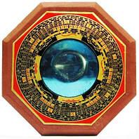 Зеркало багуа вогнутое и выпуклое  170х170х15