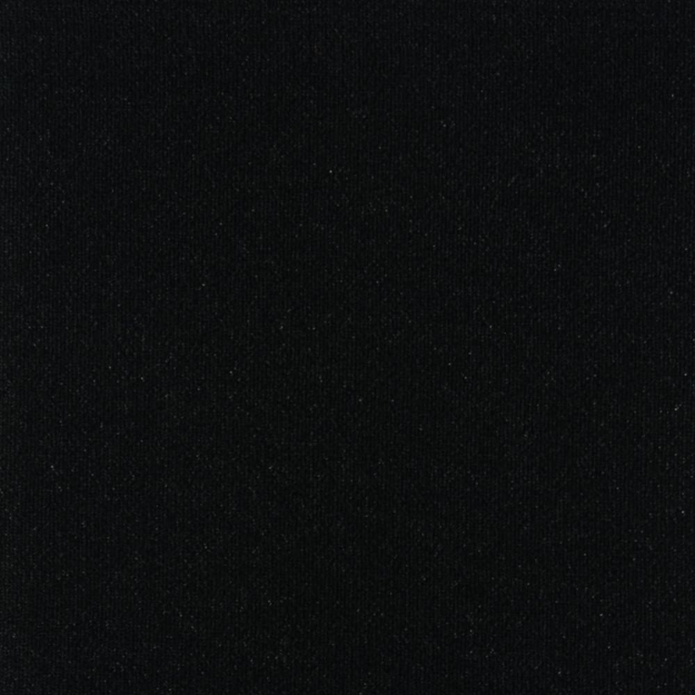 Велкро ткань / VELCRO, Корея, ЧЕРНАЯ, 90х114 см