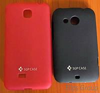 Чехол-накладка Силикон Capdese Apple iPhone4/4S