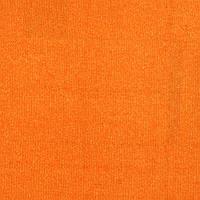 Велкро ткань / VELCRO, Корея, ОРАНЖЕВАЯ, 28х45 см