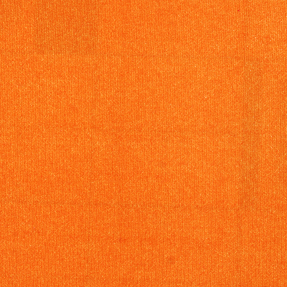 Велкро ткань / VELCRO, Корея, ОРАНЖЕВАЯ, 45х57 см