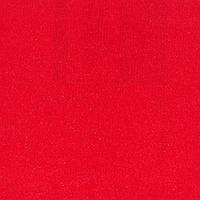 Велкро ткань / VELCRO, Корея, КРАСНАЯ, 45х57 см