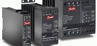 Устройства плавного пуска электродвигателей VLT Danfoss