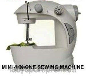 Швейные машинки 4 в 1 Mini 4 in one sewing machine