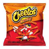 Снеки Cheetos Crunchy Cheese (США) с сыром, 28 грамм